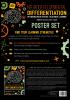 Neurodevelopmental Differentiation Poster Set