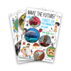 Make the Future! Hands-On Sustainability Lessons Complete Set of 3