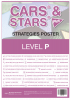 CARS & STARS Plus Strategies Poster: Level P