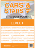 CARS & STARS Plus Strategies Poster: Level F