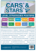 CARS & STARS Plus Strategies Poster: All Levels (P-H)