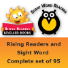 Sight Word and Rising Readers Complete Set of 95