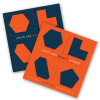 Which One Doesn't Belong? A Shapes Book and Teacher's Guide (Teacher's Bundle)