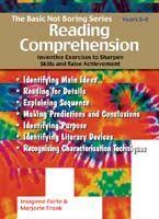 Basic Not Boring Series: Reading Comprehension 5-8