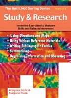 Basic Not Boring Series: Study and Research 5-8