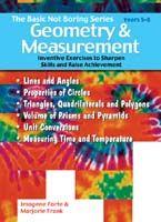 Basic Not Boring Series: Geometry and Measurement 5-8