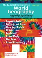 Basic Not Boring Series: World Geography 5-8