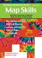 Basic Not Boring Series: Map Skills 6-8