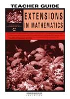 Extensions in Mathematics: Series C Teacher Guide