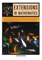 Extensions in Mathematics: Series F Student Book (Set of 5)