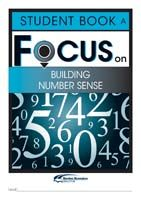 Focus on Maths: Building Number Sense - Student A (Set of 5)