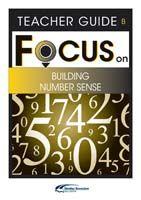 Focus on Maths: Building Number Sense - Teacher B