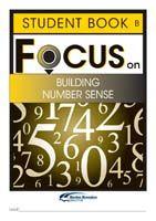 Focus on Maths: Building Number Sense - Student B (Set of 5)