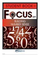 Focus on Maths: Building Number Sense - Student C (Set of 5)
