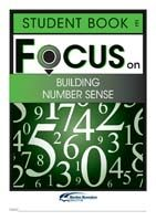 Focus on Maths: Building Number Sense - Student E (Set of 5)