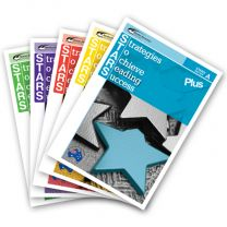 STARS PLUS Mixed Pack Student Books A-E