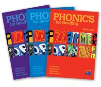 Phonics for Reading Student Book Complete Set of 3