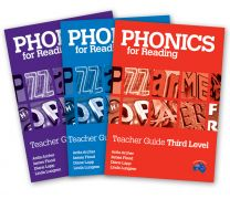 Phonics for Reading Teacher Book Complete Set of 3