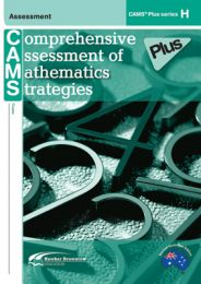 CAMS Plus Series H Student Book (Set of 5)