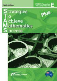 STAMS Plus Series E Teacher Guide