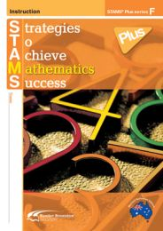 STAMS Plus Series F Student Book (Set of 5)