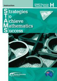 STAMS Plus Series H Teacher Guide