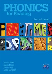 Phonics for Reading Student Book Second Level