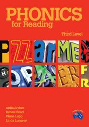Phonics for Reading Student Book Third Level