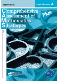 CAMS Plus Series A Student Book (Set of 5)