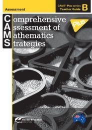 CAMS Plus Series B Teacher Guide