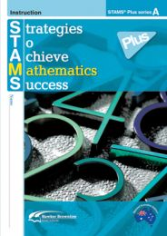 STAMS Plus Series A Student Book (Set of 5)