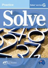 Solve Series G Student Book (Set of 5)