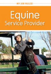 My Job Rules! Equine Service Provider (Set of 5)