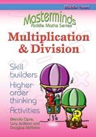 Masterminds Riddle Maths: Multiplication & Division Years 5-8