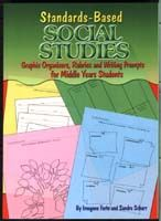 Standards-Based Social Studies: Graphic Organisers, Rubrics & Writing Prompts for Middle Years Students