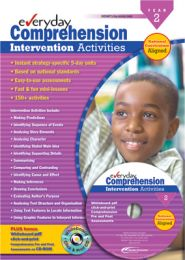 Everyday Comprehension Intervention Activities: Years 2-3