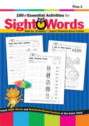 100+ Essential Activities for Sight Words