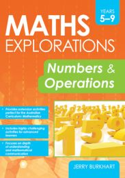Maths Explorations: Numbers and Operations