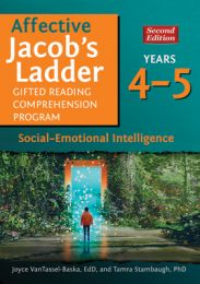 Affective Jacob's Ladder Gifted Reading Comprehension Program, Years 4-5, 2nd Edition