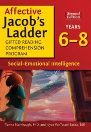 Affective Jacob's Ladder Gifted Reading Comprehension Program, Years 6-8, 2nd Edition