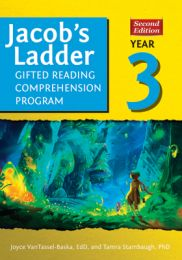 Jacob's Ladder Gifted Reading Comprehension Program, Year 3, 2nd Edition