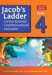 Jacob's Ladder Gifted Reading Comprehension Program, Year 4, 2nd Edition