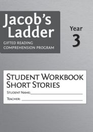 Jacob's Ladder Student Workbook: Year 3, Short Stories, 2nd Edition