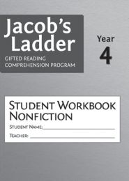 Jacob's Ladder Student Workbook: Year 4, Nonfiction, 2nd Edition