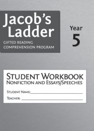 Jacob's Ladder Student Workbook: Year 5, Nonfiction and Essays/Speeches, 2nd Edition