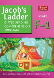 Jacob's Ladder Gifted Reading Comprehension Program, Years F-1, 2nd Edition