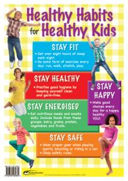 Poster: Healthy Habits for Healthy Kids