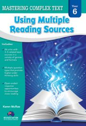 Mastering Complex Text Using Multiple Reading Sources, Year 6