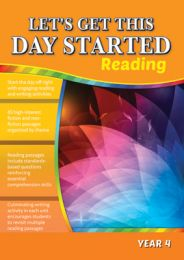 Let's Get This Day Started: Reading, Year 4