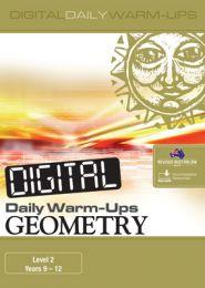 Digital Daily Warm-Ups: Geometry Level 2 – Years 9–12